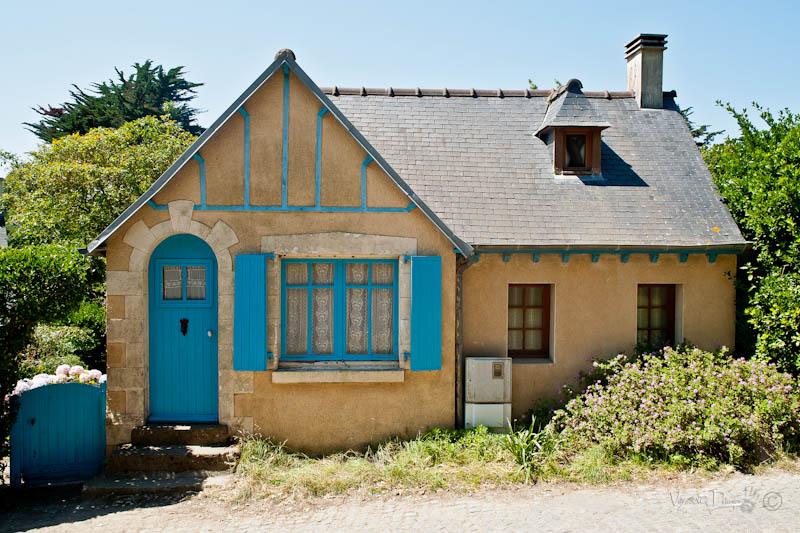 Bréhat - Maison authentique de l'île