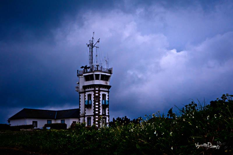 Bréhat - Sémaphore de l'île