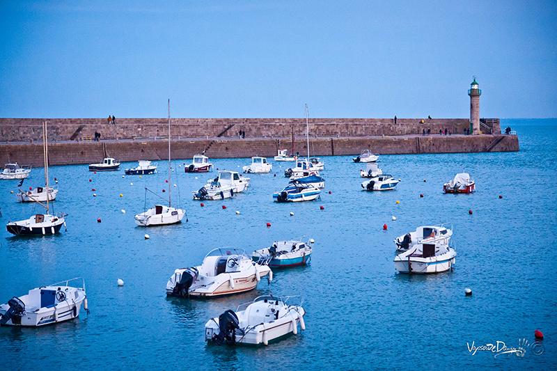 Le port de Binic