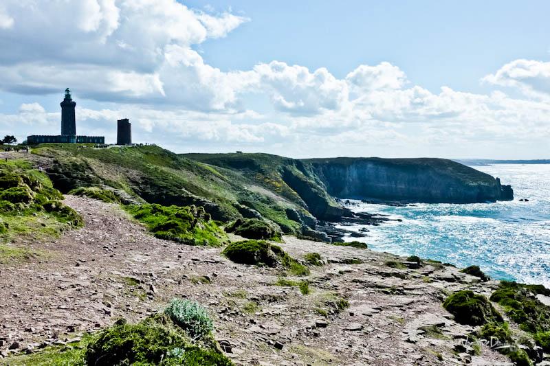 Cap Fréhel - vue du phare